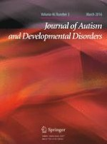 Journal of Autism and Developmental Disorders 3/2016