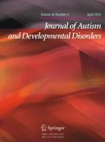 Journal of Autism and Developmental Disorders 4/2016