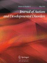 Journal of Autism and Developmental Disorders 5/2016