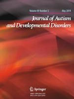 Journal of Autism and Developmental Disorders 5/2019