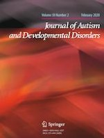 Journal of Autism and Developmental Disorders 2/2020