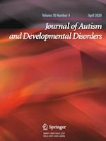 Journal of Autism and Developmental Disorders 4/2020