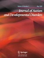Journal of Autism and Developmental Disorders 5/2020