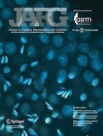 Journal of Assisted Reproduction and Genetics 10/2019