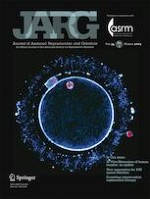 Journal of Assisted Reproduction and Genetics 3/2019
