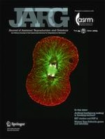 Journal of Assisted Reproduction and Genetics 4/2019
