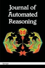 Journal of Automated Reasoning 1/2003