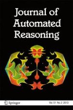 Journal of Automated Reasoning 2/2013