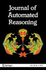 Journal of Automated Reasoning 2/2017