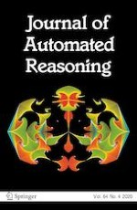 Journal of Automated Reasoning 4/2020