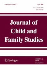 Journal of Child and Family Studies 2/2006