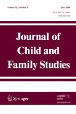 Journal of Child and Family Studies 3/2006
