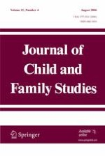 Journal of Child and Family Studies 4/2006