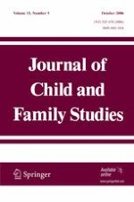 Journal of Child and Family Studies 5/2006