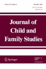 Journal of Child and Family Studies 6/2006