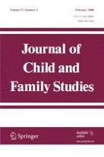 Journal of Child and Family Studies 1/2008