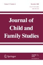 Journal of Child and Family Studies 6/2008