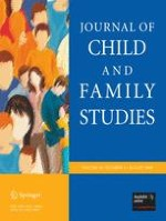 Journal of Child and Family Studies 4/2009