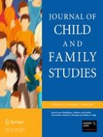 Journal of Child and Family Studies 2/2010