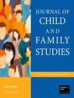 Journal of Child and Family Studies 3/2010