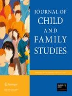 Journal of Child and Family Studies 4/2010