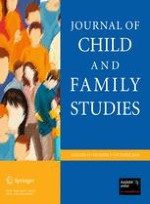 Journal of Child and Family Studies 5/2010