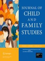 Journal of Child and Family Studies 1/2012
