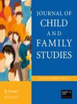 Journal of Child and Family Studies 3/2012