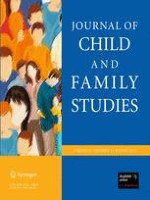 Journal of Child and Family Studies 4/2012