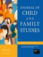 Journal of Child and Family Studies 1/2013