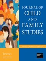 Journal of Child and Family Studies 7/2013
