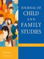 Journal of Child and Family Studies 4/2015