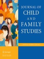Journal of Child and Family Studies 6/2015