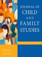 Journal of Child and Family Studies 9/2015