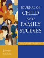 Journal of Child and Family Studies 12/2016