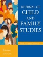 Journal of Child and Family Studies 10/2017