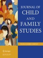 Journal of Child and Family Studies 3/2017