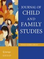 Journal of Child and Family Studies 4/2017
