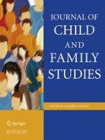 Journal of Child and Family Studies 5/2017