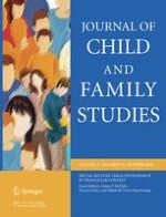 Journal of Child and Family Studies 10/2018