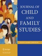 Journal of Child and Family Studies 2/2018