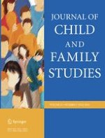 Journal of Child and Family Studies 7/2018