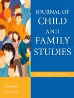 Journal of Child and Family Studies 9/2018