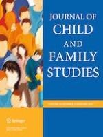 Journal of Child and Family Studies 1/2019