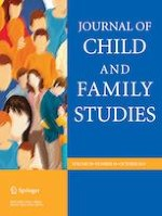 Journal of Child and Family Studies 10/2019