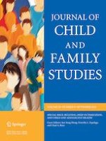 Journal of Child and Family Studies 9/2019