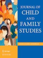Journal of Child and Family Studies 9/2020