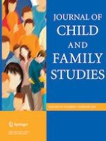 Journal of Child and Family Studies 2/2021