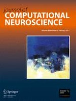 Journal of Computational Neuroscience 1/2011