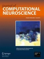 Journal of Computational Neuroscience 3/2011